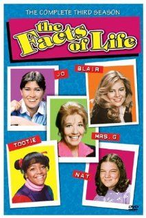Loved dashing home from school to watch the Facts of Life