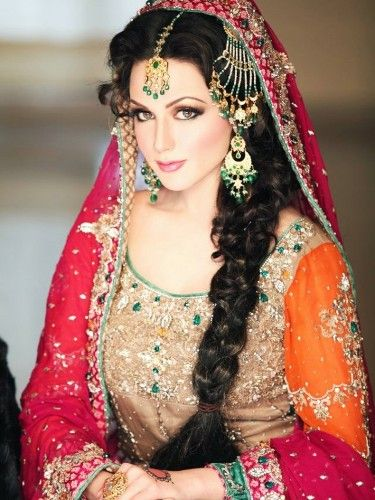 9 Best Different Indian Bridal Hairstyles | Styles At Life