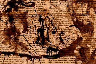 "Saatchi Art Artist ACQUA LUNA; Painting, ""32-Arte ABSTRACTO."" #art"