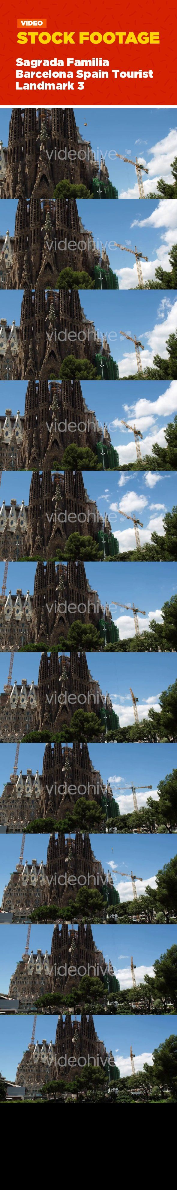 architect, art, building, christianity, church, construction, design, family, history, landmark, religion, spain, style, timelapse, tourist Timelapse of the impressive sagrada familia cathedral designed by gaudi in barcelona, spain.
