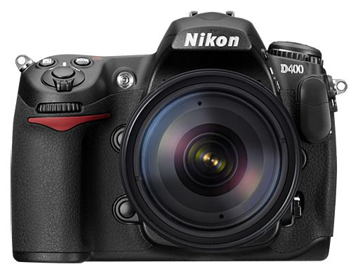 NIKON D400  Sensor: 24.2 MP DX CMOS, 3.82µ pixel pitch (same as on the D3200)  Sensor Size: 23.2 x 15.4mm  Resolution: 6,016 × 4,000  Native ISO Sensitivity: 100-6,400  Boost Low ISO Sensitivity: 50  Boost High ISO Sensitivity: 12,800-25,600  Processor: EXPEED 3  Metering System: 3D Color Matrix Meter III with face recognition and a database of 30,000 images  Dust Reduction: Yes  Weather Sealing/Protection: Yes