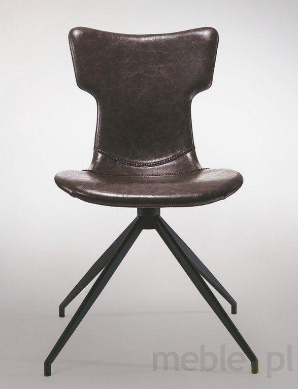 Krzesło Bufalo z ekoskóry