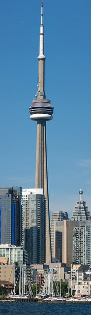 My uncle designed the CN tower