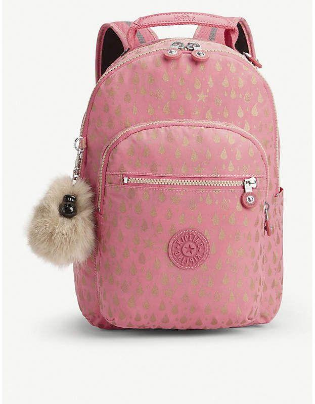 f1b838436 KIPLING Seoul Go printed nylon backpack en 2019 | Carlota | Kipling ...