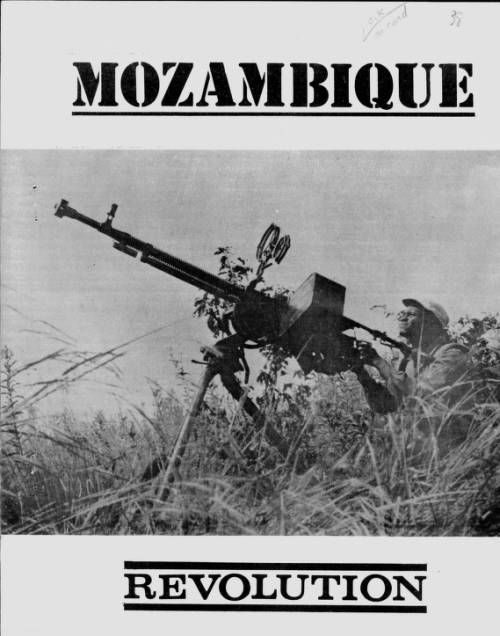 Page 1 :: Mozambican revolution, no. 38, Mar.-Apr. 1969 :: Emerging Nationalism in Portuguese Africa, 1959-1965. http://digitallibrary.usc.edu/cdm/ref/collection/p15799coll60/id/1682