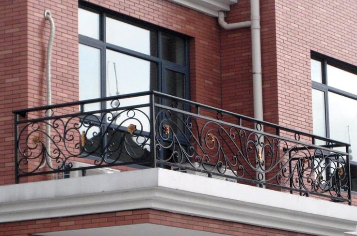 Ferforje Balkon Korkulukları 05