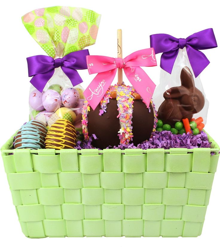 52 best spring easter gifts images on pinterest belgian green and purple gift basket google search negle Gallery