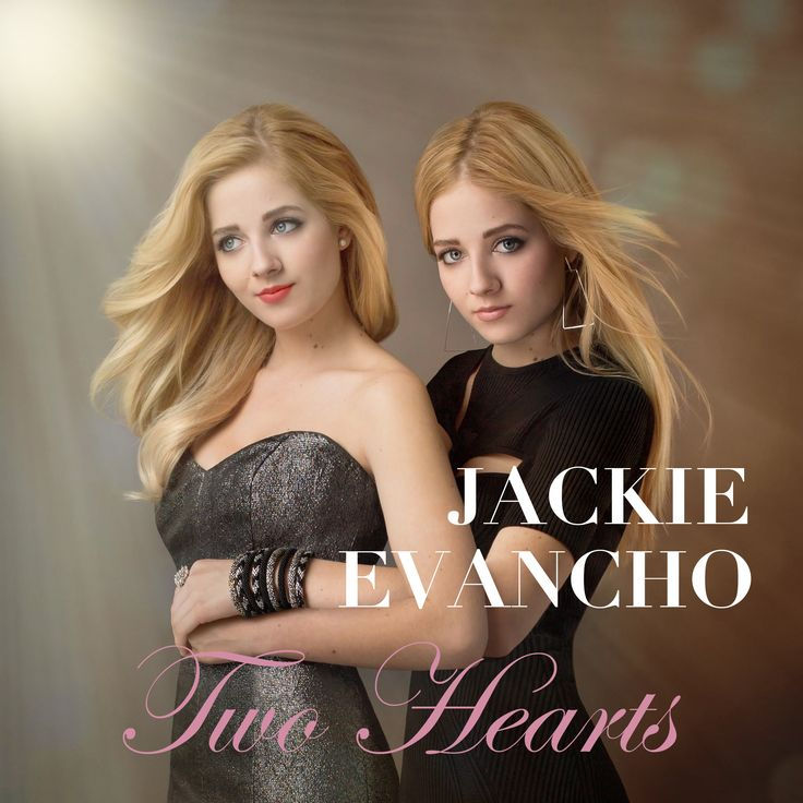 album cover shoot for 'Two Hearts' with Jackie Evancho - Google Search