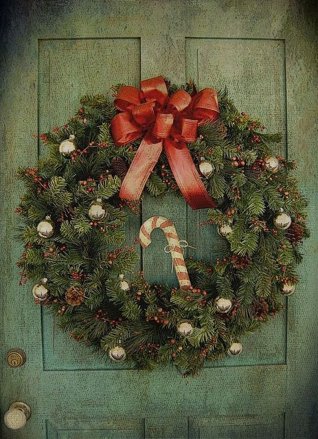 old fashioned christmas wreath | Christmas wreaths ...
