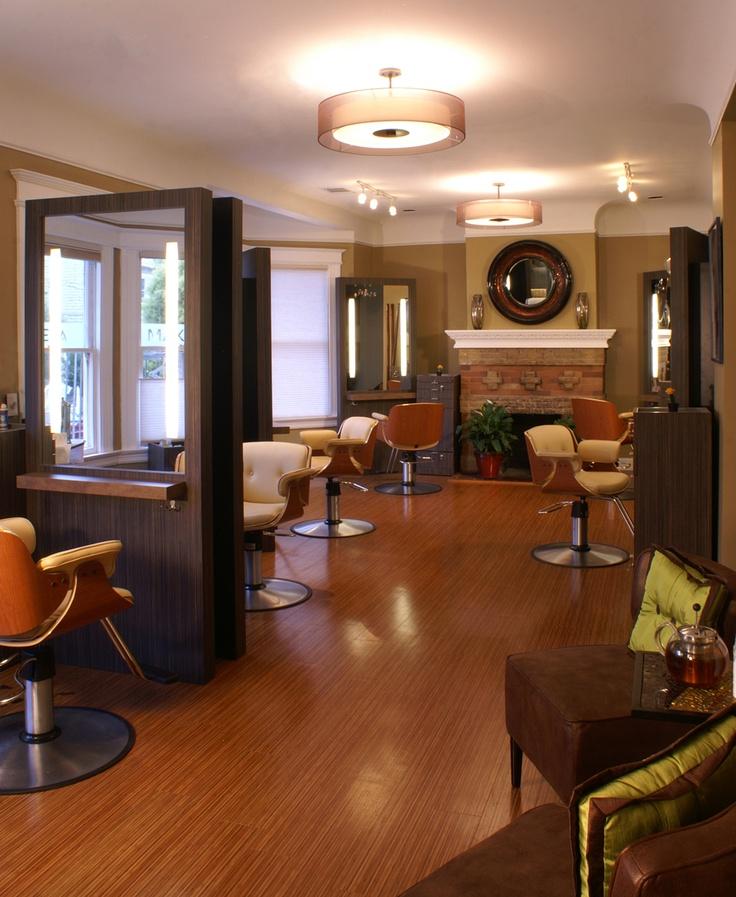 372 best images about home hair salon ideas on pinterest waiting area hair studio and hair salons - Bar salon design ...