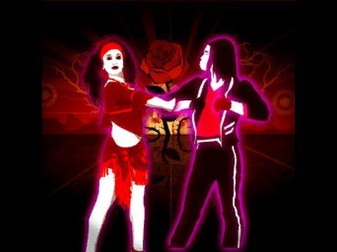 Just Dance 3 - Mamasita Latino Sunset - YouTube
