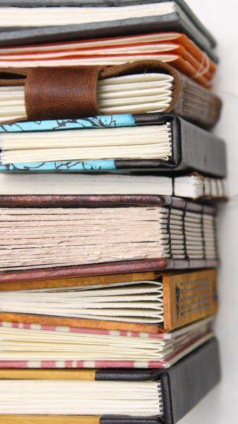 Bookbinding tutorials, book arts explored, artists' books defined