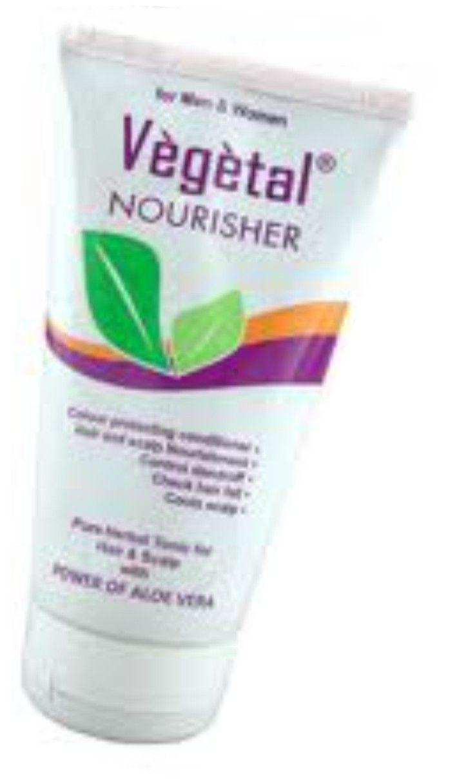Buy Vegetal Hair Nourisher Online at mygreenkart.com. Best Range of chemical free natural hair care products.