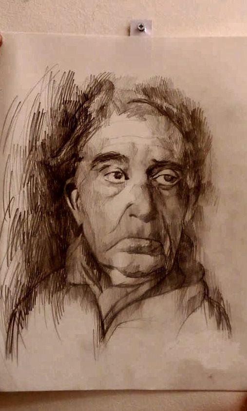 cavafis, kavafis, art, drawing, pencil ,sketch, art, artwork, artistic, artist, black and white, portrait, writer, line art, face,