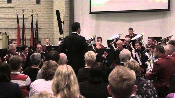 Amsterdam Staff Band in het Leger des Heils Goes