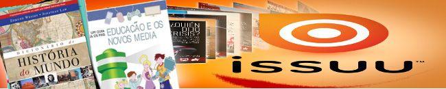 Issuu - Publique os seus documentos on-line - Ferramentas Educativas