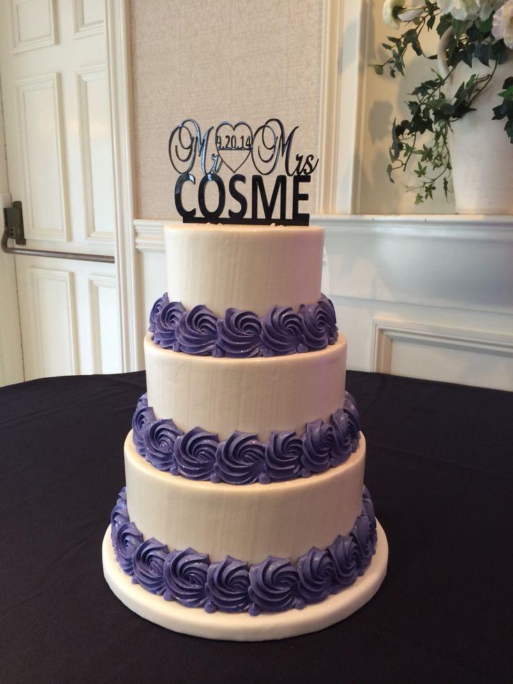 Loved my wedding cake