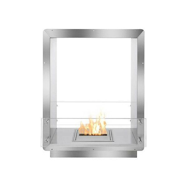 1000 Ideas About See Through Fireplace On Pinterest Fireplaces Gas Fireplaces And Double