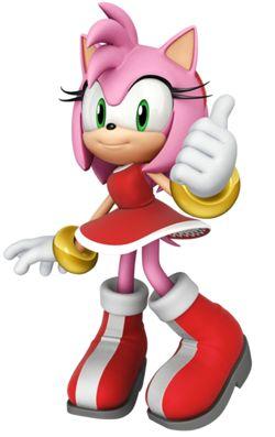 Amy Rose Sonic the Hedgehog Wikia