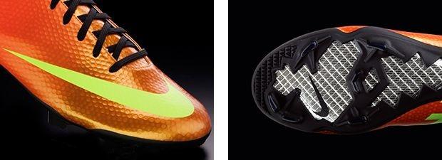 Nuevas botas Nike Mercurial Vapor IX, ¿os gustan? #BeMercurial.