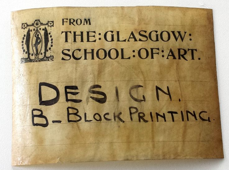 This label, which has been removed from its case, belongs to the ship block printing display. Archive reference: NMC/1625