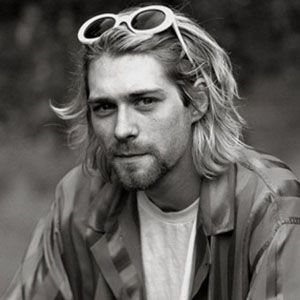 Kurt Cobain - Nirvana                                                                                                                                                                                 More