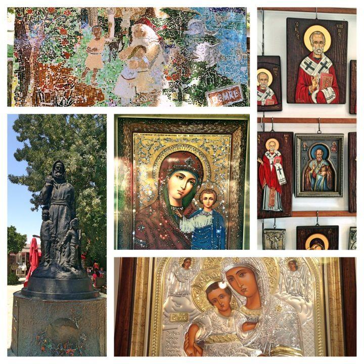 Demre İkon/ST.NİCHOLAS İKON CENTER in Demre, Antalya