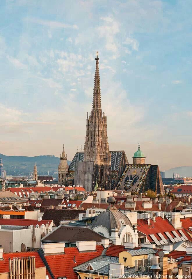 Vienna was one of the most expensive places I had been to in the 60's but it's cheaper now it's in Europe surprise surprise...