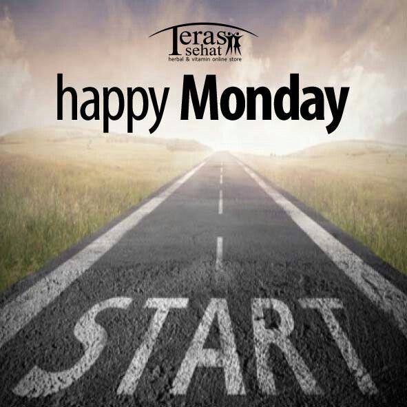 Let's start your monday.. Ada ide kreatif hari senin ini?? Yuk kembangkan ide kreatifmu supaya kamu tetep semangat menjadi pribadi yang produktif! #sehat  #terassehat  #memepagi  #pagiindonesia