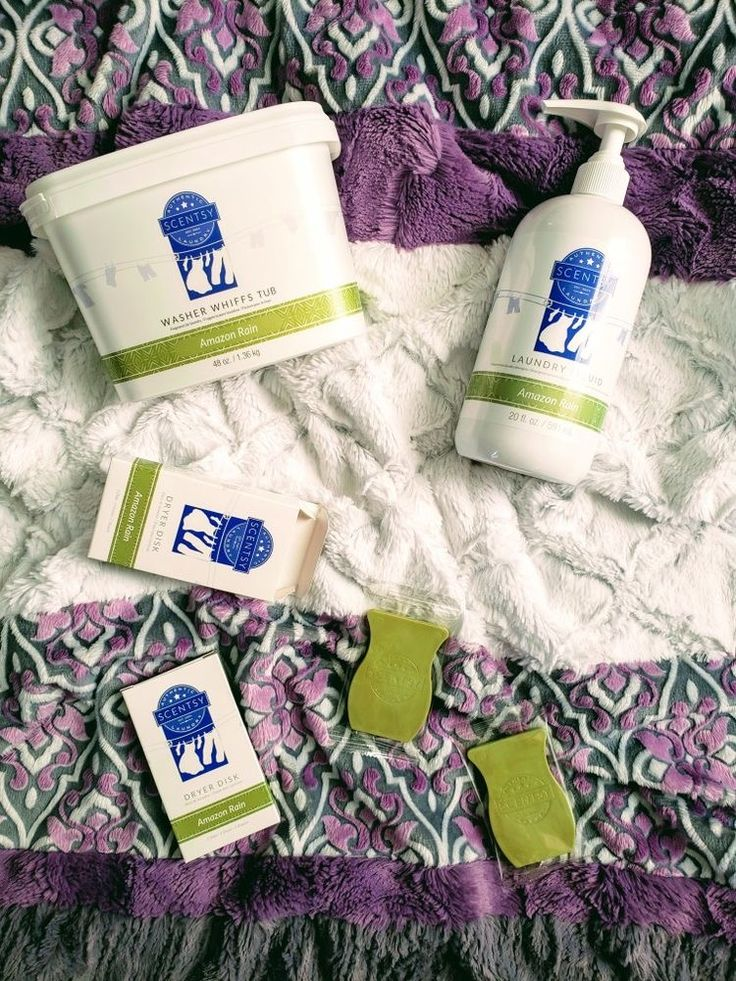 Best laundry detergent fabric care products scentsy