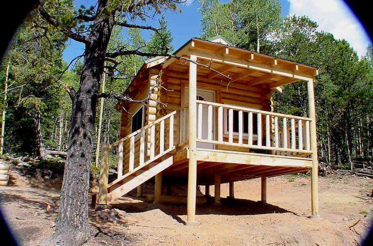 Log Cabin Kit, log cabin builders, log cabins in colorado
