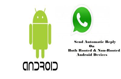 Up-2-Date: How To Send Automatic Reply to WhatsApp Message in...
