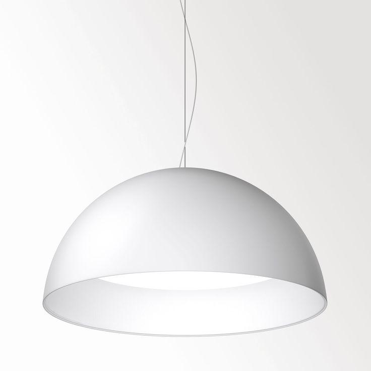 Delta Light® SUPERDOME WHITE-WHITE