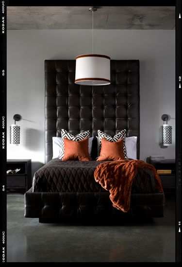 desire to inspire - desiretoinspire.net - Reader request - sexy, glamourous rooms