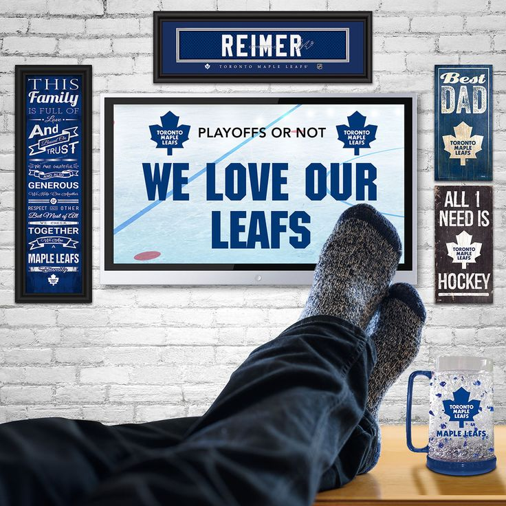 We Love Our Leafs