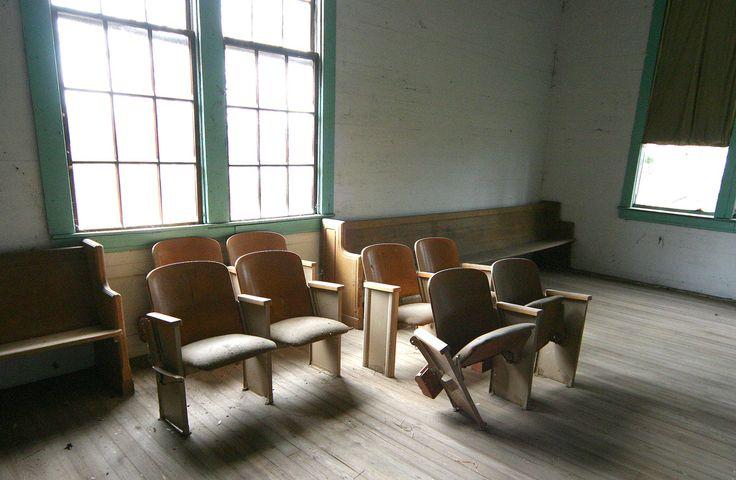 Auditorium, Repton School
