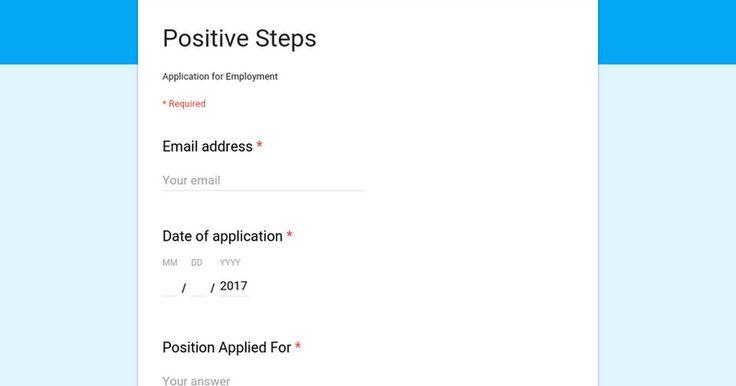 best 25  application for employment ideas on pinterest