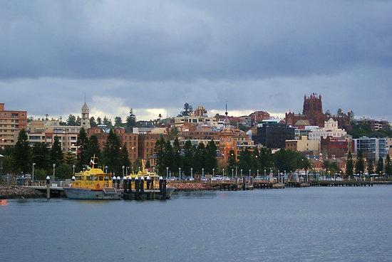 Newcastle Harbour Sights #Newcastle, #Harbour, #water, #city, #NSW, #Australia