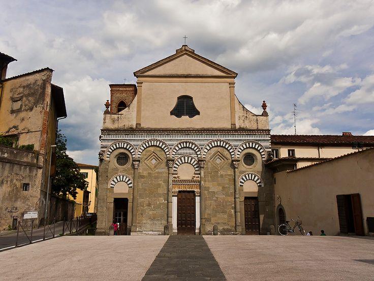 San Bartolomeo (church), Pistoia, Tuscany, Italy