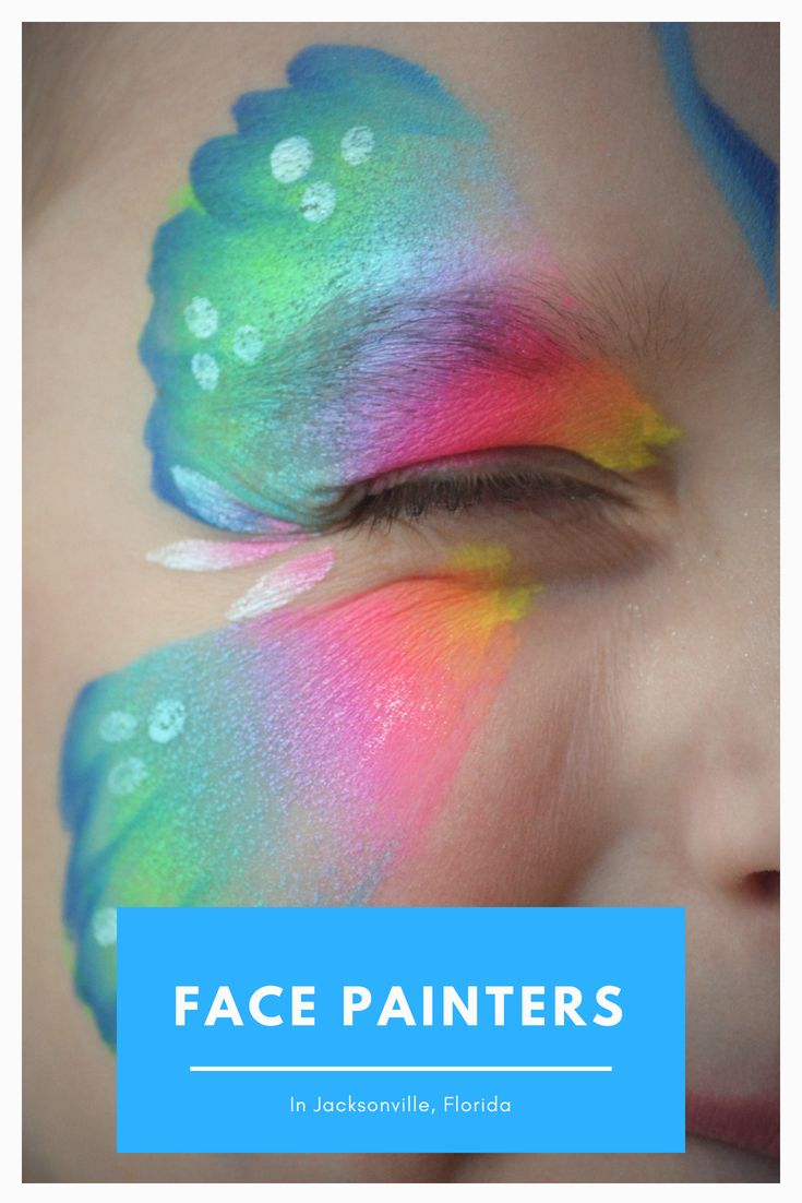 Find Face Painters For Childrens Birthday Parties In Jacksonville Florida