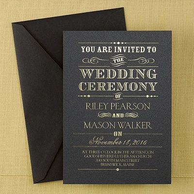 124 best 2014 Wedding Invitation Trends images on Pinterest
