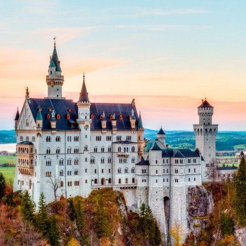 Imagen de germany, castle, and neuschwanstein