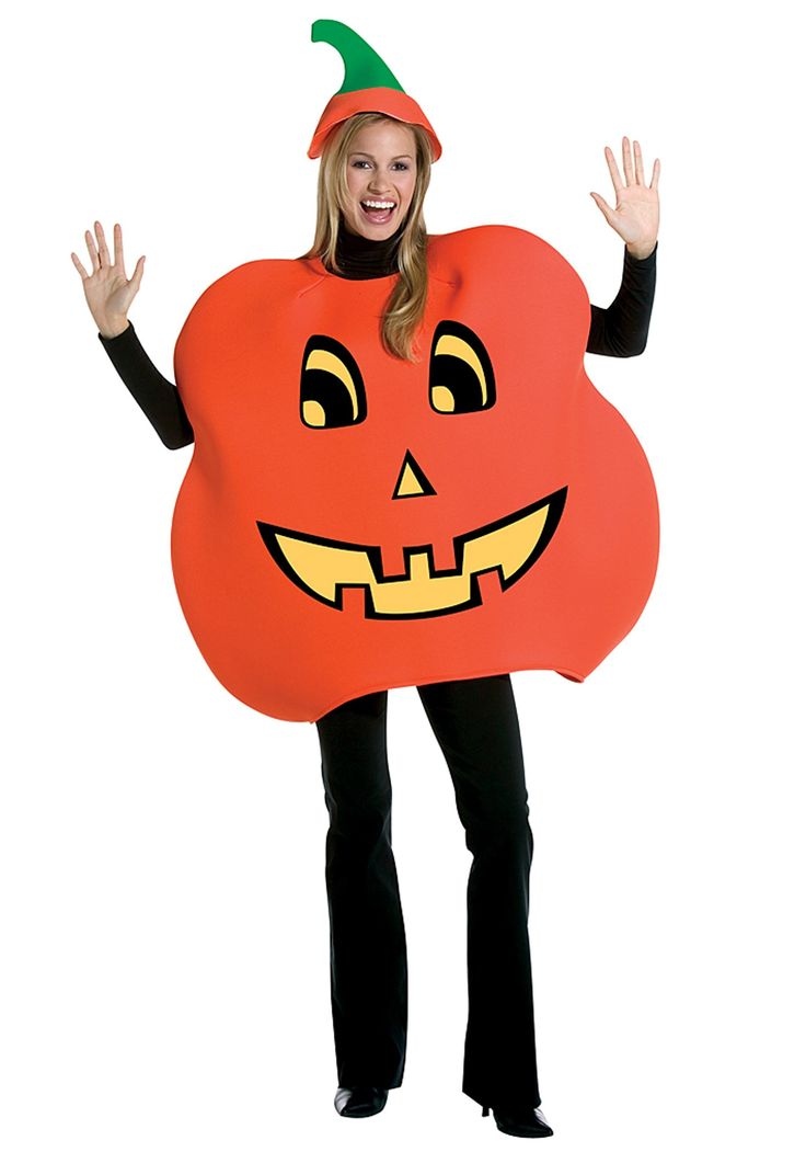 become a halloween classic when you wear this adult pumpkin costume this is perfect to hand out candy to trick or treaters in - Classic Womens Halloween Costumes