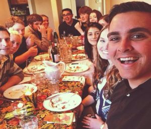 Stories of Thanksgiving abroad