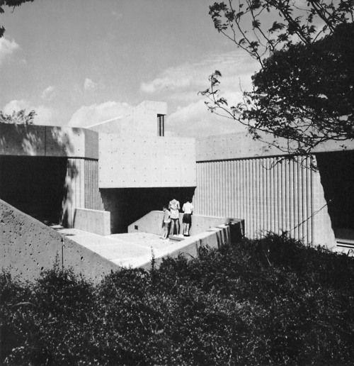 Fuck Yeah Brutalism | Branch Library, Brighton, Massachusetts, 1969 ...