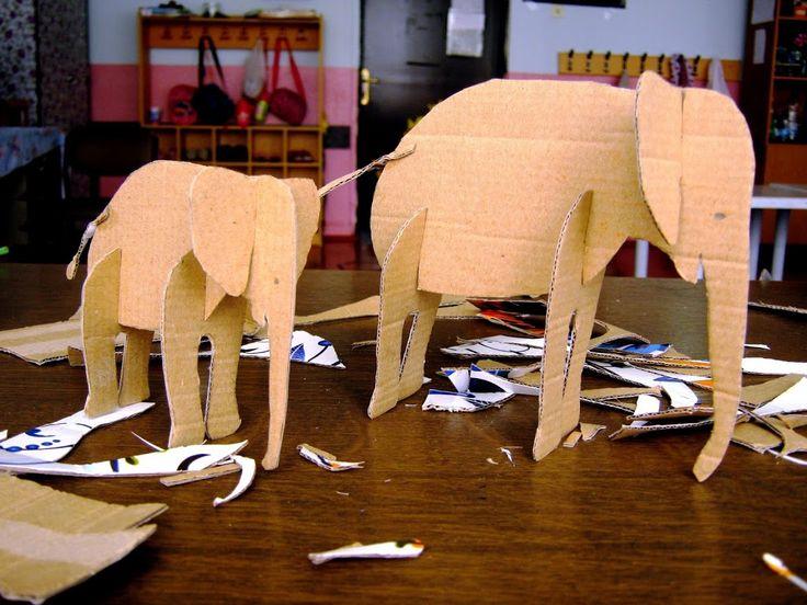 Model of the elephant | miniminiyiz