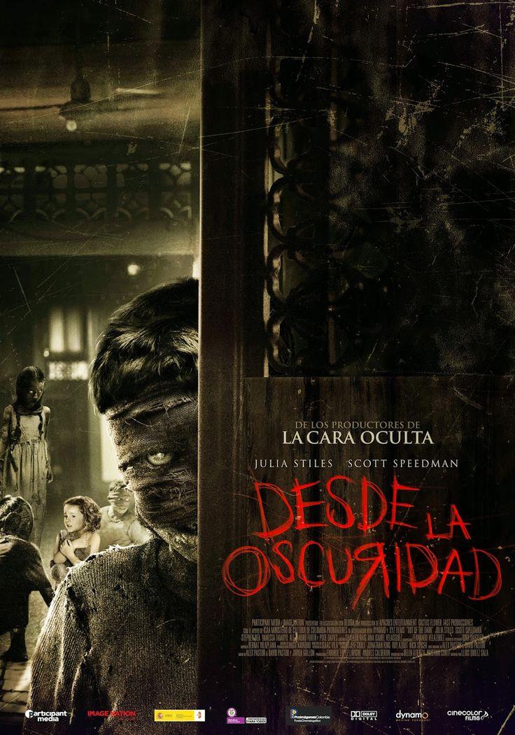 Desde la oscuridad Director: Luis Quilez 2015