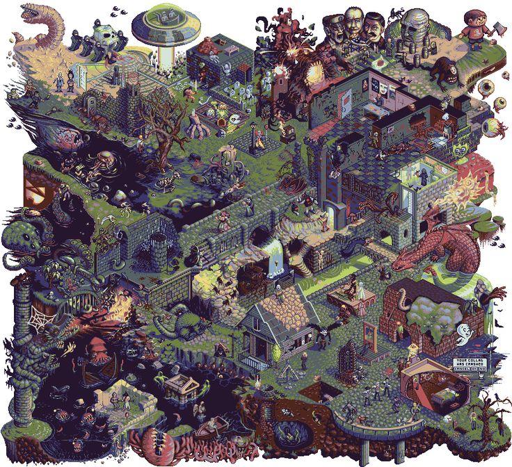 25  best ideas about Pixel art mario on Pinterest | Mario nintendo ...
