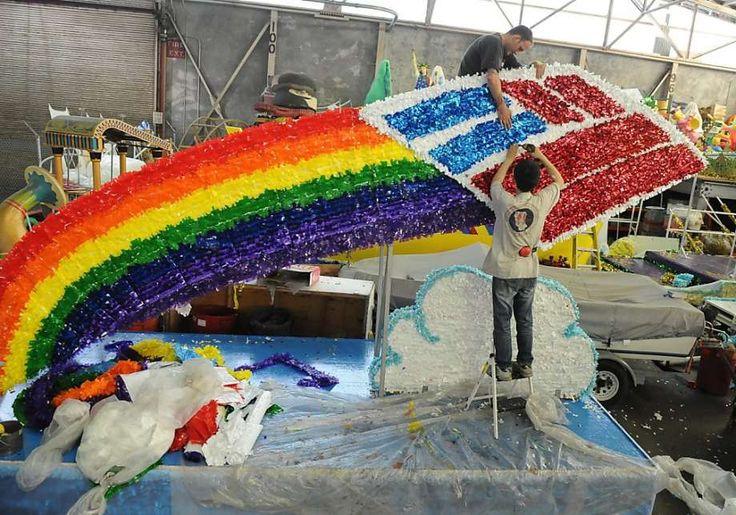 Pride Parade Float Ideas