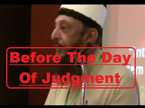 Sheikh Imran Hosein, lectures imran hosein, imran hosein latest 2015 Day of Judgement The Qur'an has explained that there were some big sign of the coming ap...